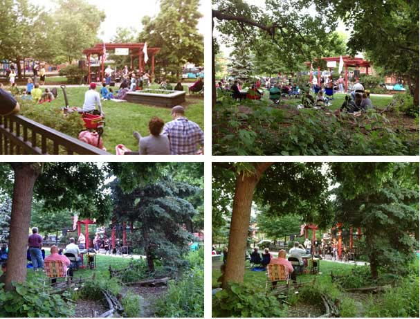 Our 19th year producing FREE Summer Concerts in the neighborhood at