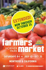 Horner Park Farmers Market - EXTENDED!
