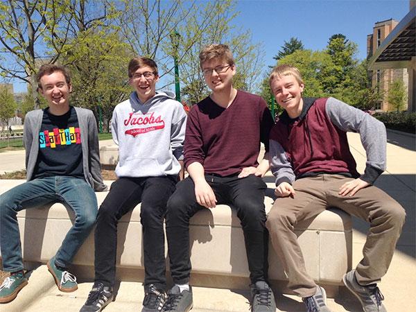 Will-Barnard-Quartet