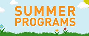 Park District Summer Programs