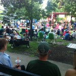 The Golden Horse Ranch Band in Ravenswood Manor Park