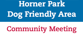 Dog Friendly Area Community Meeting
