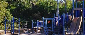 New Jacob Park Chicago Plays! equipment